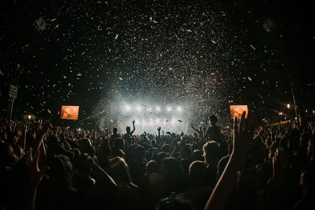 Festivales musicales de octubre