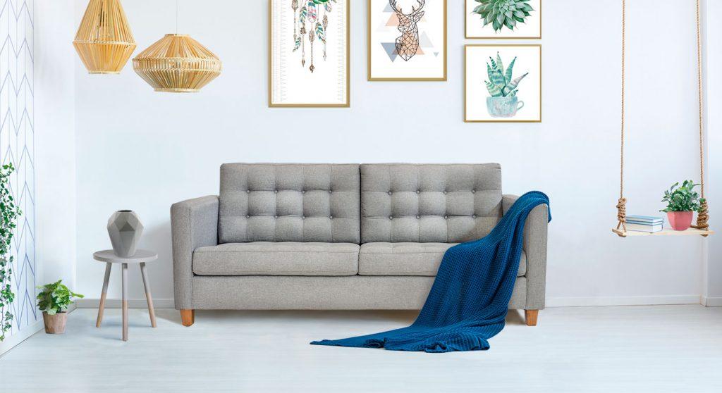 La elección de tu primer sofá