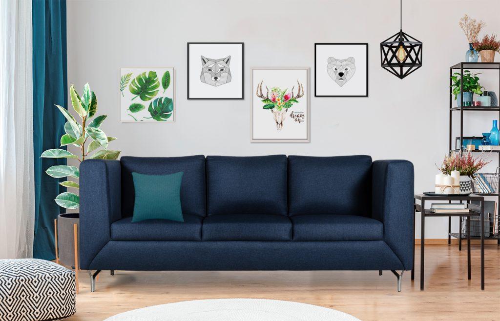 5 elementos infaltables para la decoración de tu sala