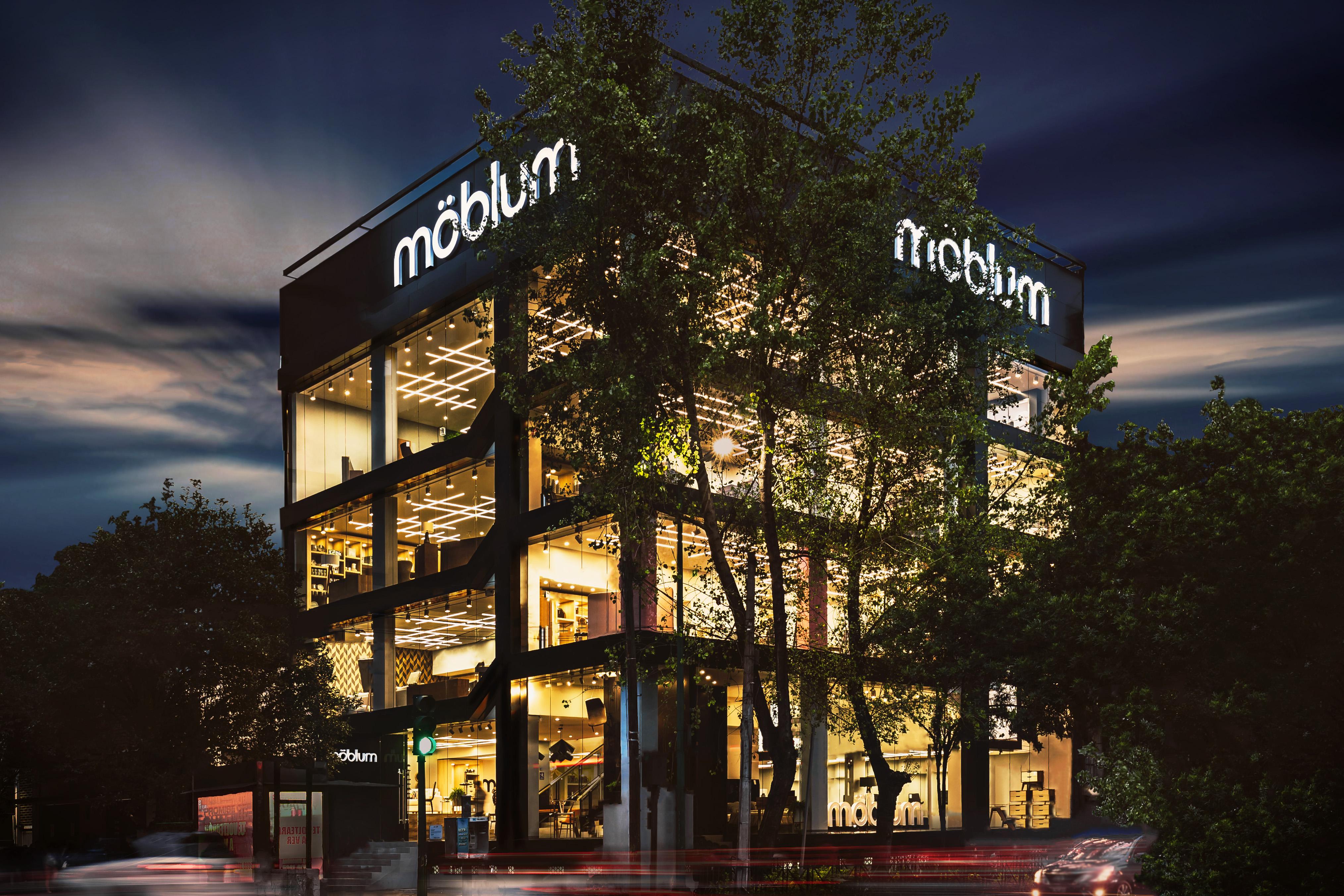 moblum concept store en Polanco #Horacio545