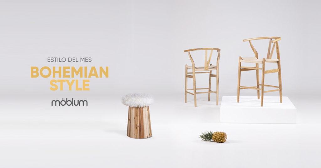 Bohemian Style: muebles para relajarte