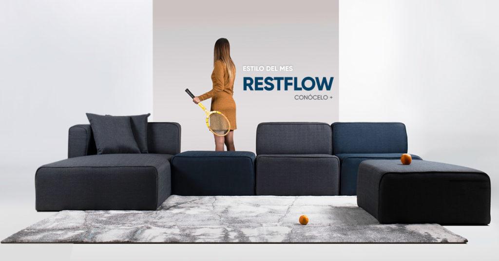 Estilo del mes, vacaciones de verano 2019: RESTFLOW