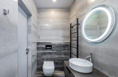 Ideas para baños de estilo moderno